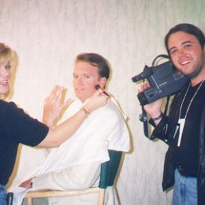 Behindthescenes of By the Seat of the Pants 1998