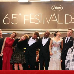 Ewan McGregor Hiam Abbass Andrea Arnold Emmanuelle Devos JeanPaul Gaultier Nanni Moretti Raoul Peck and Diane Kruger at event of Tereses nuodeme 2012