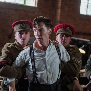 Still of Benedict Cumberbatch in The Imitation Game 2014