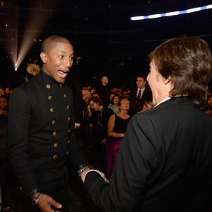 Paul McCartney, Pharrell Williams