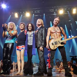 Joe Elliott, Vivian Campbell, Rick Allen, Rick Savage, Phil Collen