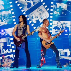 Phil Collins, Vivian Campbell, Phil Collen