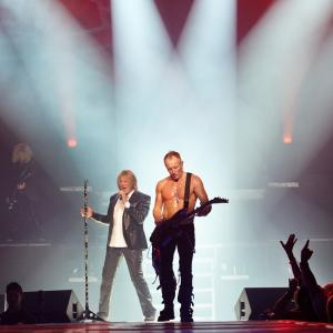 Joe Elliott, Phil Collen