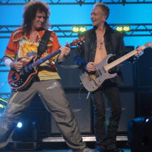 Brian May, Phil Collen