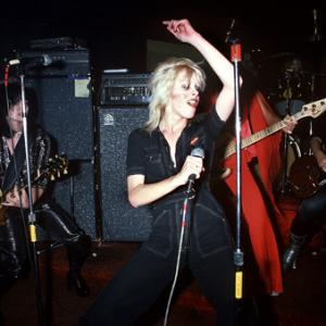 Joan Jett, Cherie Currie, Lita Ford, Jackie Fox