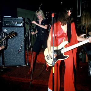 Joan Jett, Lita Ford, Jackie Fox