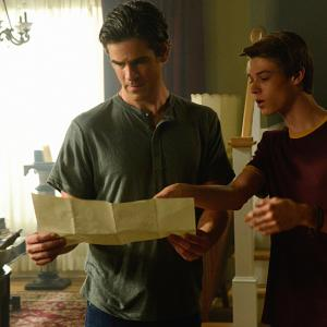 Still of Eddie Cahill and Colin Ford in Under the Dome (2013)