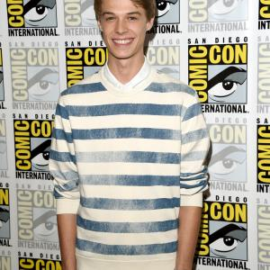 Colin Ford at event of Under the Dome (2013)