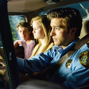 Still of Colin Ford, Alexander Koch and Mackenzie Lintz in Under the Dome (2013)