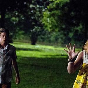 Still of Colin Ford and Mackenzie Lintz in Under the Dome (2013)
