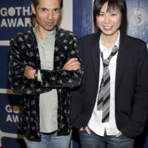 Caveh Zahedi and Alice Wu