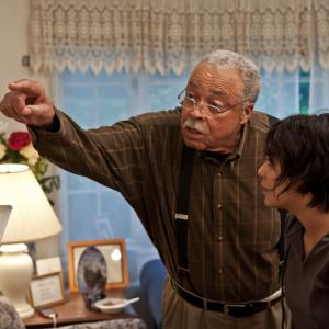 James Earl Jones, Vanessa Hudgens
