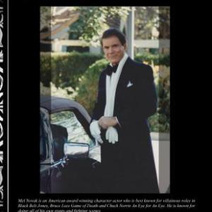 Mel Novak...Honor Awards Magazine