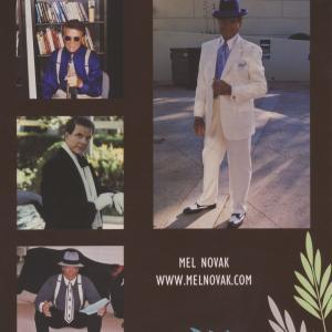 Who dresses sharper than Mel Novak? no one