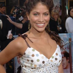 Valery M. Ortiz at event of Just My Luck (2006)