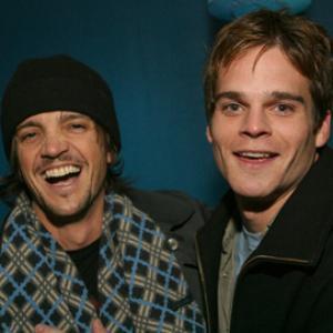 Jonathan Del Arco and Greg Rikaart
