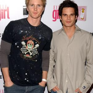 Thad Luckinbill, Greg Rikaart