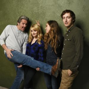 Gary Cole, Melissa Rauch, Thomas Middleditch, Haley Lu Richardson