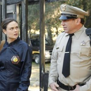 Emily Deschanel, Wade Williams