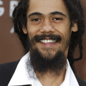 Damian Marley at event of The 48th Annual Grammy Awards 2006