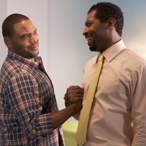 Anthony Anderson, Deon Cole