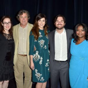 Octavia Spencer, Mary Elizabeth Winstead, James Ponsoldt, Tom Bernard, Jennifer Cochis