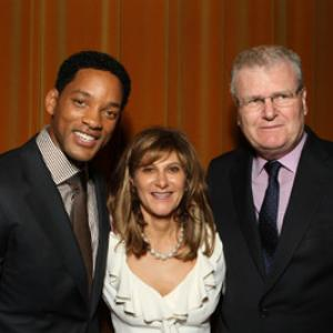 Will Smith, Amy Pascal, Howard Stringer