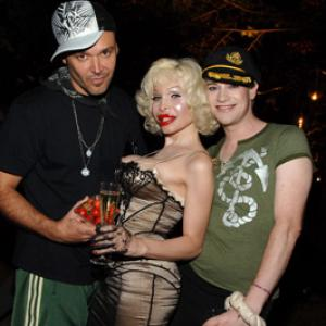 David LaChapelle, Richie Rich, Amanda Lepore