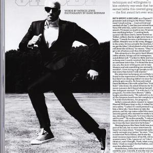 Jason Jabba Davis wins GQ Magazine Men of the Year Radio Personality 2008