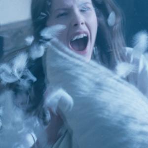 Still of Rachel HurdWood in Raudonosios upes vaiduoklis 2005