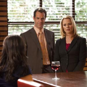 Still of Josh Stamberg and Kate Levering in Drop Dead Diva: Back from the Dead (2010)