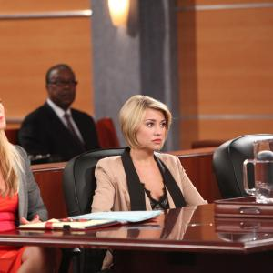 Still of Kate Levering and Chelsea Kane in Drop Dead Diva (2009)