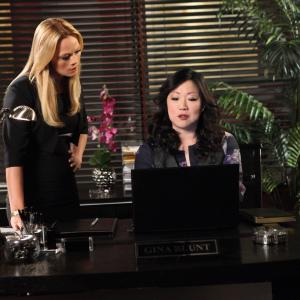Still of Margaret Cho and Kate Levering in Drop Dead Diva (2009)