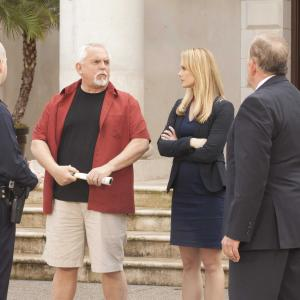John Ratzenberger, Kate Levering