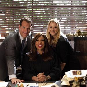 Still of Josh Stamberg, Kate Levering and Wendy Williams in Drop Dead Diva (2009)