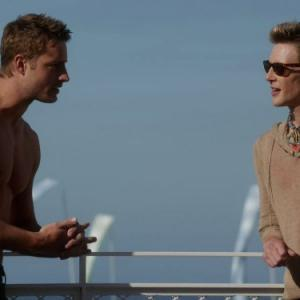 Gabriel Mann, Justin Hartley