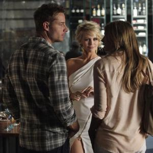 Justin Hartley, Helena Mattsson, Jes Macallan