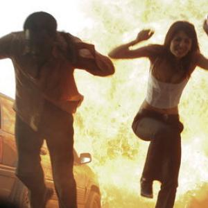 Tom Delmar Stunt Coordinator & Action Director puts Wesley Snipes & Silvia Colloca right in the action on 'Razors Edge'.jpg