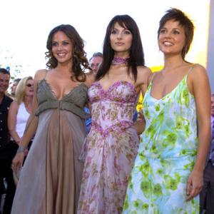 Elena Anaya, Josie Maran and Silvia Colloca at event of Van Helsing (2004)
