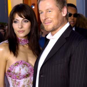 Richard Roxburgh and Silvia Colloca at event of Van Helsing (2004)