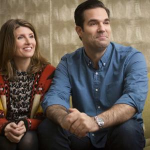 Sharon Horgan, Rob Delaney
