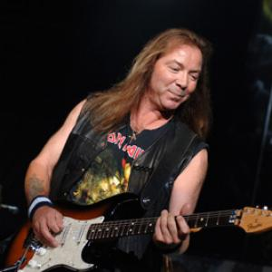 Dave Murray, Adrian Smith