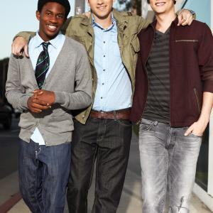 Malcolm David Kelley, Tony Oller, Ryan Rottman