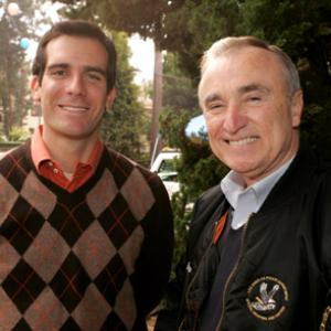 William J. Bratton, Eric Garcetti