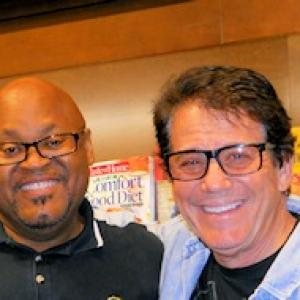 Dwayne Conyers and Anson Williams