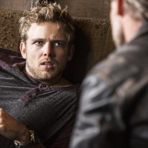Michael Eklund, Max Thieriot