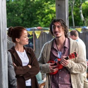 Eric Balfour, Bree Williamson
