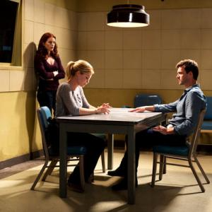 Bree Williamson, Lucas Bryant, Emily Rose