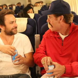 Charlie Day, Wade Boggs