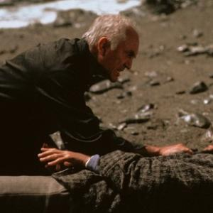 Still of Terence Stamp and Peter Fonda in The Limey 1999
